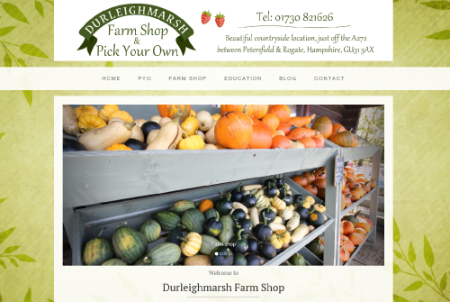 Durleighmarsh Farm Shop
